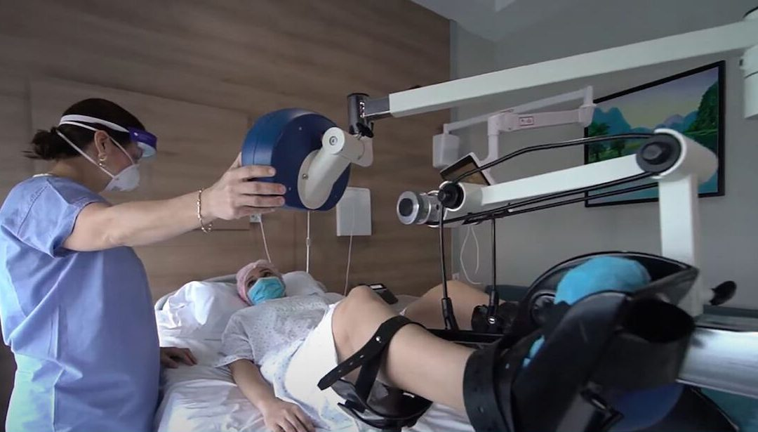 Terapia de movimiento innovadora en la medicina de cuidados intensivos